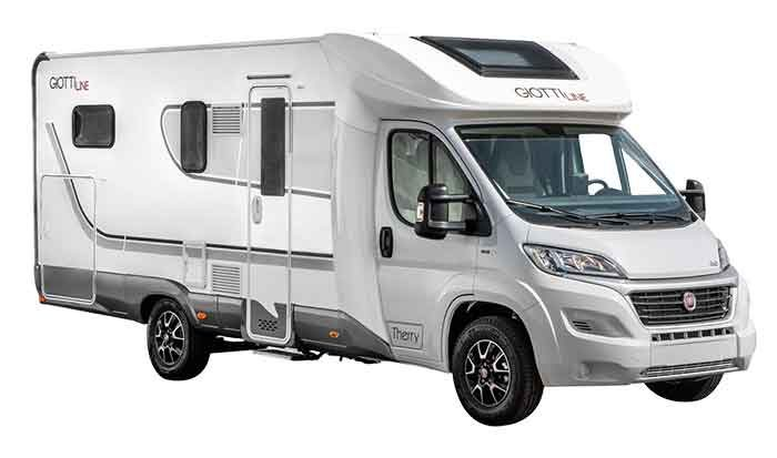 Autocaravana Giottiline Therry 32