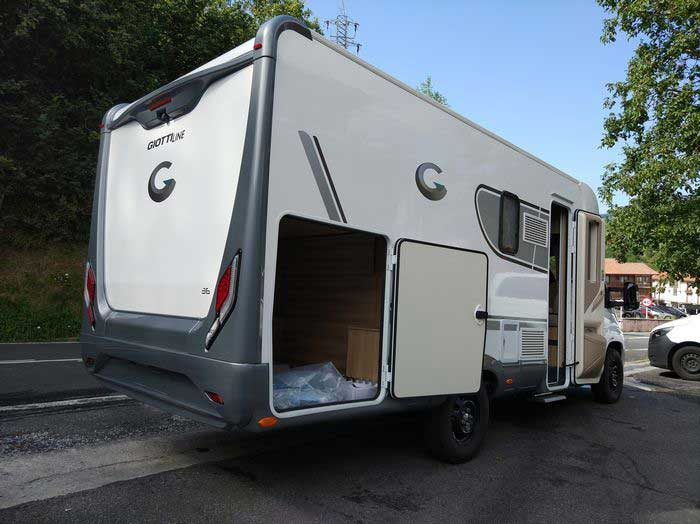 Autocaravana Giottiline Therry 36