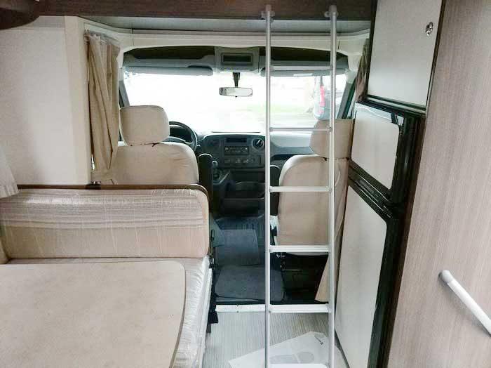 Autocaravana Blucamp Sky 50 G