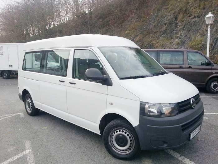 Furgoneta Volkswagen Transporter