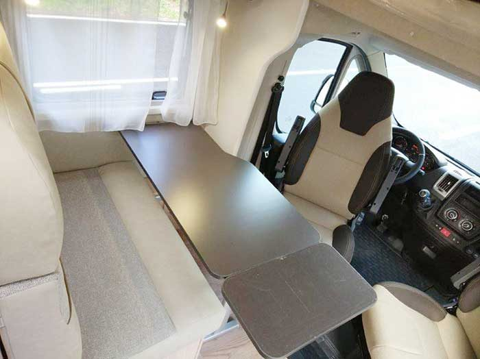 Autocaravana Siena 422 Privilege
