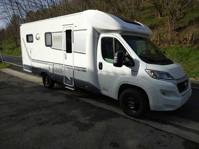 Autocaravana Giottiline Therry 37