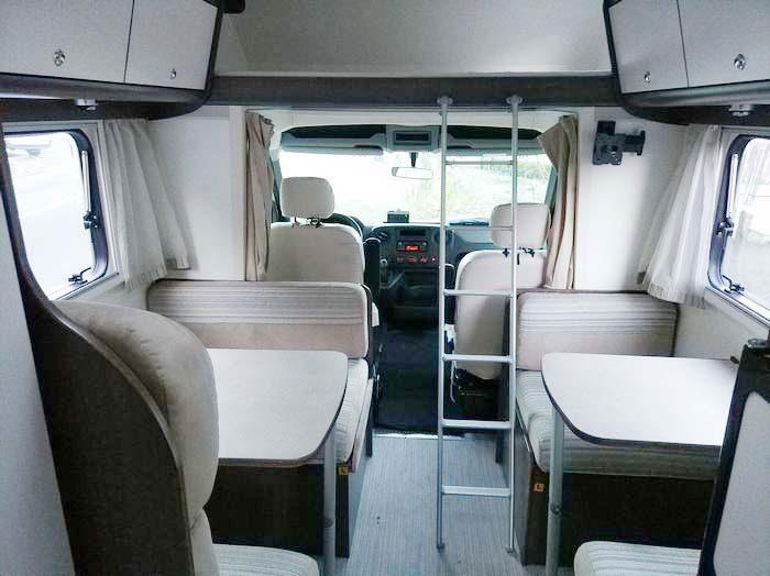 Autocaravana Blucamp Sky 71