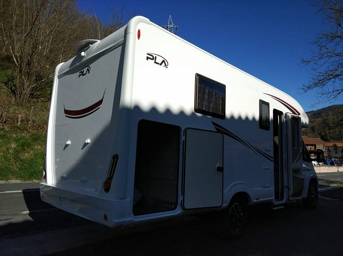 Autocaravana Pla Happy 395 Privilege