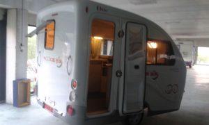 Caravana Wingamm Rookie 3.5 en alquiler
