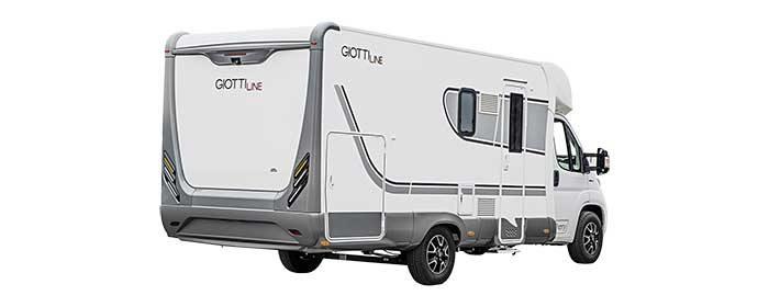 Autocaravana Giottiline Therry T36