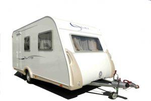 Caravana Blucamp Sky 4500 en alquiler