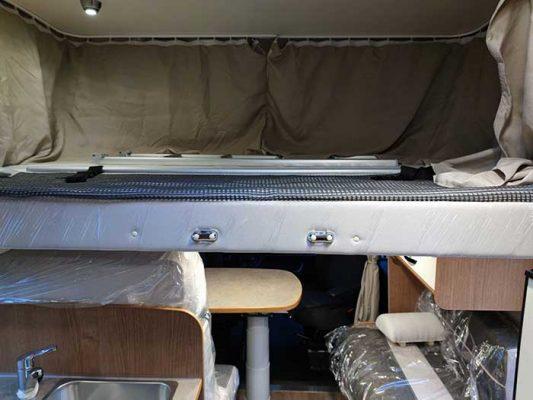 Autocaravana Kayak Camp 95P Plus