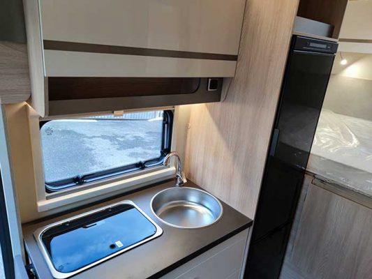 Alquiler y venta de Autocaravana Giottiline Siena 322 Privilege