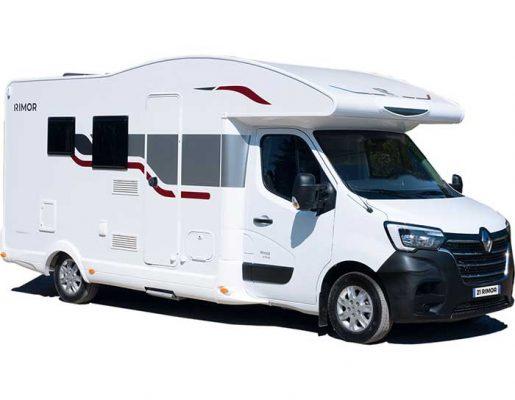 Alquiler y venta de autocaravana Rimor Hygge 12 Plus Top Edition